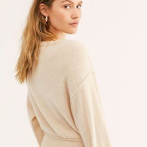 06e518bc16d Free People Sweaters - Free People Love Like This Cashmere Pullover